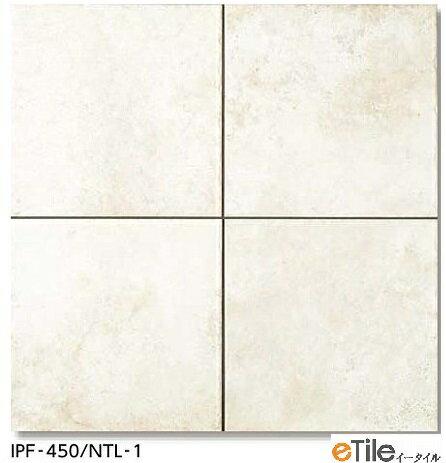 LIXIL 外装床タイルナチュライム450×100角垂れ付き段鼻(接着)IPF-451/NTL-1