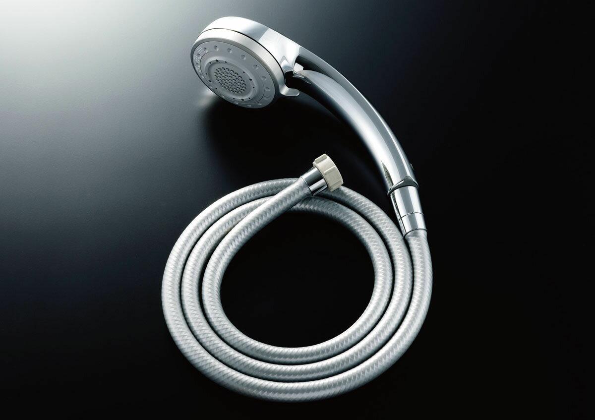 【INAX】 水栓部品 エコフル 多機能シャワー (メッキ仕様)BF-SB6BG(1.6)