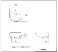 L-130MBG部品図