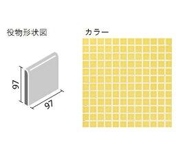 インテリアモザイク ニュアンス 100mm角片面取 IM-1060/NY6H[バラ]