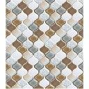 名古屋モザイク corabel コラベル 64x56異形Aパターン紙貼り NLA-CINDERELLA-MIX(シンデレラミックス)[シート]