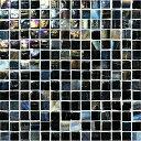 名古屋モザイク newyorker glassニューヨーカーグラス 15角紙貼り(ブライト) WZ-T0154P[シート]