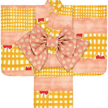 子供浴衣 ツモリ チサト tsumori chisato kids yukata 120 130 140 150 こどもゆかた 女児 ジュニア 16