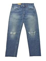 LEVI'S VINTAGE CLOTHING/リーバイス ヴィンテージクロージング 1966モデル 501(R) ジーンズ 66501-0130 BIG E ダメージ加工