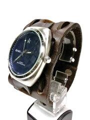 DEAN社 別注 ジョニーデップ 愛用同色特別モデル MW03  レザーベルト 時計 腕時計 レザーベルト 再入荷しました。