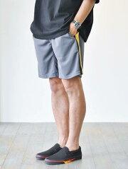 ZANEROBE GREYゼインローブ サイドラインジャージショーツ メンズ  ショートパンツ ラインパンツ