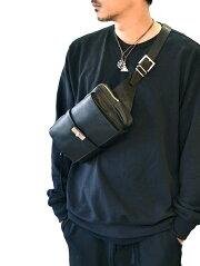M.U.L All  Leather Shoulder Bag メンズバッグ ショルダーバッグ レザーボディーバッグ メッセンジャーバッグ 斜めがけバッグ 本革 日本製