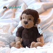 JellycatWumperMonkeyジェリーキャットワンパーモンキーサル縫いぐるみさる正規代理店輸入品