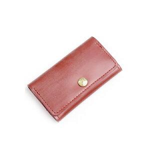 Glenroyal Card Case Business Card Holder 03-6131 Full Bridle Leather Bordeaux