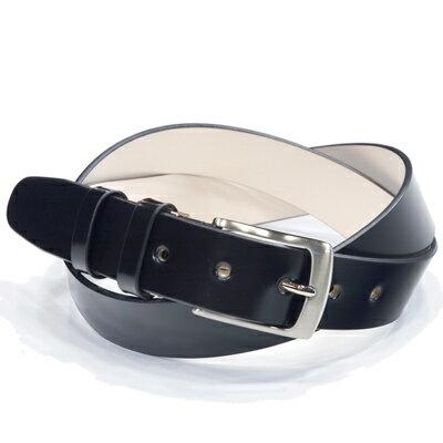 KIETH(キース)M-88991 メンズコードバンベルト(CORDOVAN BELT) 水染め一枚馬革使用、97cmまで対...