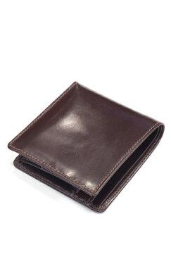 ホワイトハウスコックス s7532 ブライドルレザー 二つ折ウォレットコインケース付(小銭入れ付二つ折り財布)定番モデル ハバナ