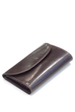 ホワイトハウスコックス s7660 ブライドルレザー 三つ折ウォレットコインケース付(原型3つ折り財布)永世定番モデル ハバナ