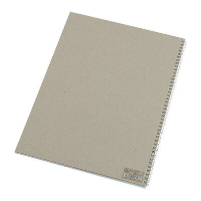 B4スケッチブック[SOLID]ホワイト