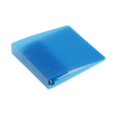 CDファイル 2穴 5ポケット付き ブルー TRP 収納 シンプル 公式通販サイト画像