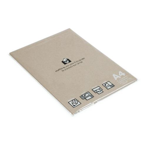 A4用紙 フリーペーパー 50シート クラフト BASIS a4ペーパー シンプル 公式通販サイト画像