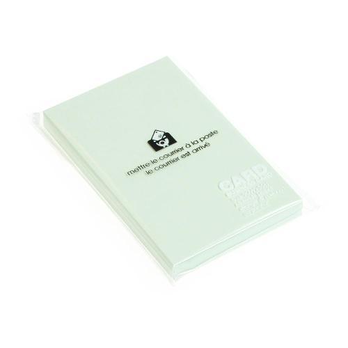 カード 名刺サイズ 無地 50枚 ワカクサ PASTEL シンプル 公式通販サイト画像