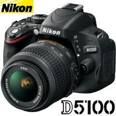 【送料無料】在庫あり 翌営業日出荷【送料無料】D5100 18-55 VR レンズキット