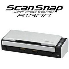 【送料無料】在庫あり 翌営業日出荷【送料無料】ScanSnap S1300 [FI-S1300]