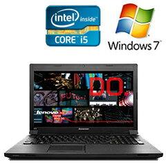 【送料無料】在庫あり【送料無料】 【Windows7搭載 ノ−トPC】 Lenovo B590 59394997(Core i5/...