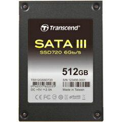 【送料無料】在庫あり 翌営業日出荷TS512GSSD720 [512GB SSD720 2.5インチ]