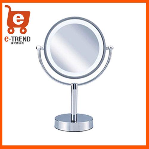 コイズミ Bijouna KBE-3000/S [ビジョーナ 拡大鏡(引き寄せミラー) 卓上 丸大]