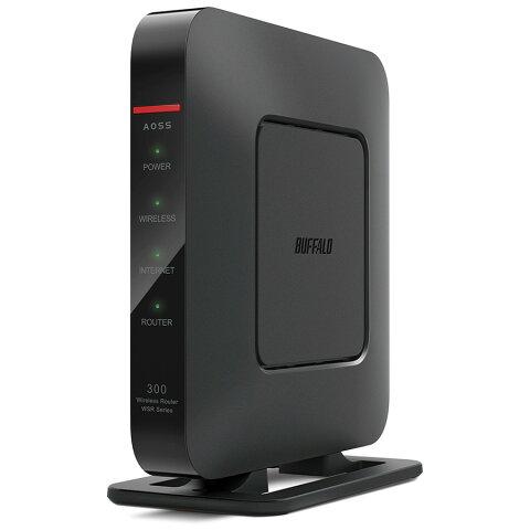 バッファロー AirStation WSR-300HP [無線LAN親機 11n/g/b 300Mb Dr.Wi-Fi対応]