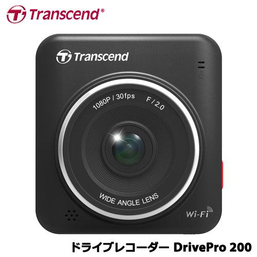 トランセンド TS16GDP200M-J [DrivePro 200 ドライブレコーダー 吸盤マウント同梱]