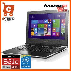 【送料無料】Lenovo S21e 80M40030JP [Cel-N2840/2/32emm…