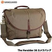 【送料無料】VANGUARD The Heralder 38 BE [ヘラルダーシリーズ ショルダーバッグ リミテッドエディション ベージュ]【カメラバック】