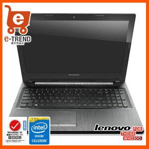【送料無料】在庫あり【送料無料】Lenovo G50 80G001SHJP [Cel-N2840/4G/500G/DSM/15.6/W8.1Up64]