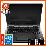 ������̵���ۥ�Υܡ�����ѥ�20DL000GJP[ThinkPadYoga12(i3-5005U/W8.1P)]�ڥΡ��ȥѥ������