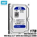 ウエスタンデジタル WD10EZRZ-RT [WD Blue(1...