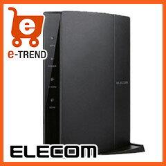 【送料無料】エレコムWLR-1900X[無線LANルーター親機/11ac.n.a.g.b/1300+600Mbps/有線Giga]