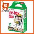 【送料無料】富士フイルム INSTAX MINI WW 1 [チェキ用カラーフィルム instax mini 1パック品(10枚入)]