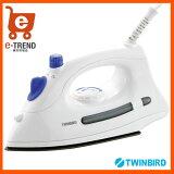 【送料無料】TWINBIRD(ツインバード)SA-D862BL[スチームアイロンブルー]