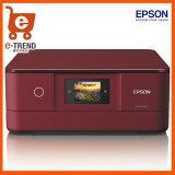 【送料無料】エプソン Colorio EP-879AR [A4IJプリンター/作品印刷(カラー)/スマホ/2.7型/レッド]【インクジェットプリンタ 複合機】
