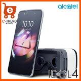 【送料無料】ALCATEL6055D-2AALJP7-5[IDOL4ALJAPANMETALSILVERVR]【スマートフォンSIMフリーAndroid】