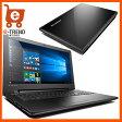 【送料無料】Lenovo(レノボ・ジャパン)/80M300NWJP [ideapad 300(Cel-N3160 4G 500GB 15.6 Win10 Black)]