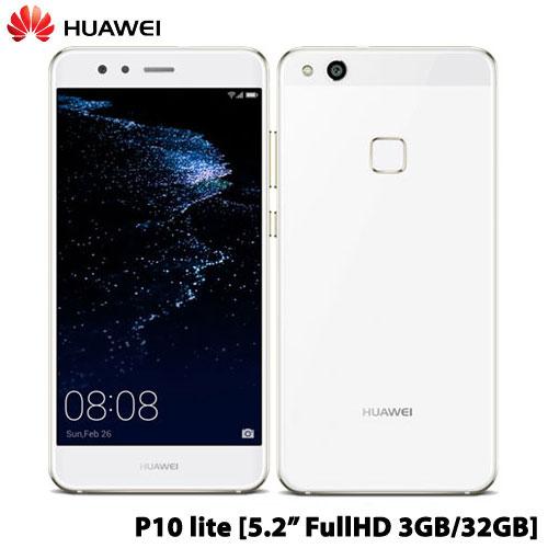 【送料無料】在庫ありファーウェイ(Huawei) P10 lite/WAS-L22J/Pearl White [P10/Pearl White]...
