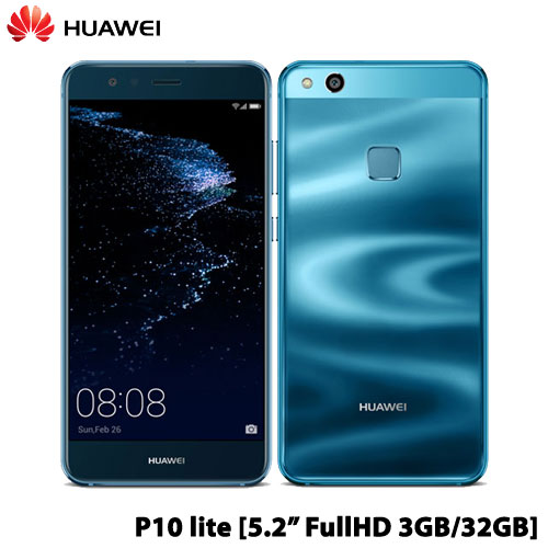 【送料無料】在庫ありファーウェイ(Huawei) P10 lite/WAS-L22J/Sapphire Blue [P10/Sapphire B...