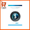 【送料無料】PHASE ONE P1 Caputure One Express7 Box JP [RAW現像ソフトウェア Capture One Express7]