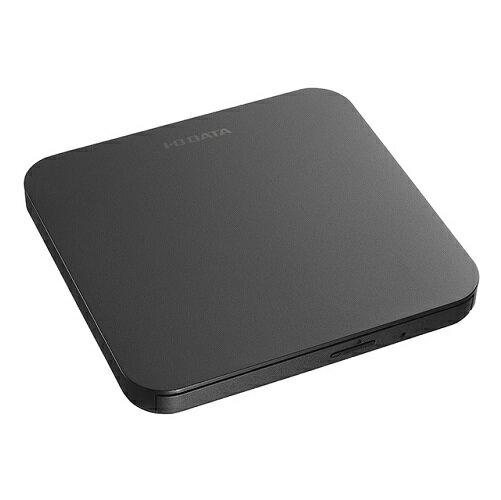 アイオーデータEX-DVD05LK USB2.0対応ポータブルDVDドライブブラック