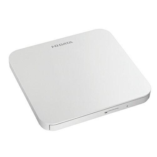 アイオーデータEX-DVD05LW USB2.0対応ポータブルDVDドライブホワイト