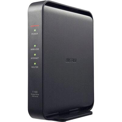 BUFFALO 無線LANルーター WSR-1166DHPL(WHR-G301N後継機)