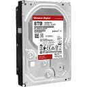 ウエスタンデジタル WD80EFAX [WD Red Plus(8TB 3.5インチ SATA 6G 5400rpm 256MB CMR)]
