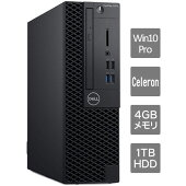 DTOP059-001N1[OptiPlex3070SFF(CeleronG49304GBHDD1TBDSMW10P64)]