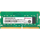トランセンドJM3200HSB-8G[8GBJetRamDDR43200SO-DIMM1Rx8(1024Mx8)CL191.2V]