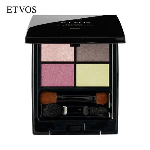 エトヴォス(ETVOS)繊細な輝きで気品ある目元へ「ミネラルクラッシィシャドー」 30日間返品保証 アイシャドウパレットアイメイ