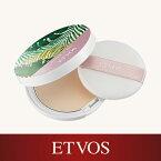 エトヴォス(ETVOS)公式ショップ 【個数限定】《2018年版》涼やかな美肌を叶える崩れにくい日焼け止めパクト「ミネラルUVパクト/SPF50 PA++++」【30日間返品保証】