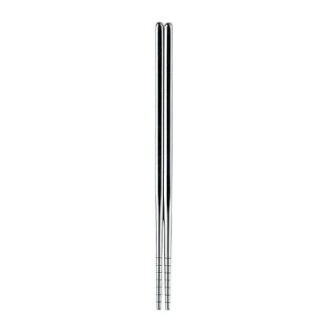 『ステンレス箸 19cm』[セイラス]【お箸 はし 箸 ステンレス テーブルウェア】【メール便対応】